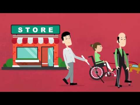 Design for Dignity: Making your retail business accessible to people with disability