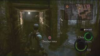 RE5 Lost In Nightmares (HD) Professional S Rank