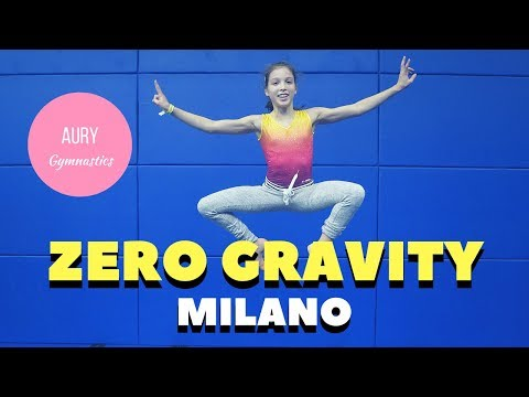 ZERO GRAVITY MILANO - TRAMPOLINI ELASTICI