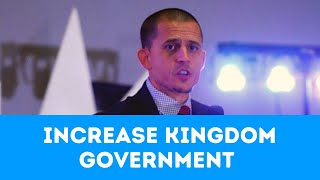 Gospel Keys Pt7 - Increase Kingdom Government - Mike Darnell