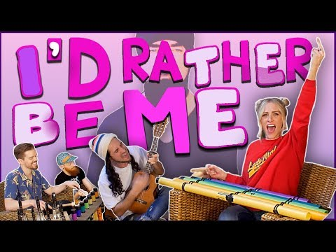 I'd Rather Be Me - Walk off the Earth (Mean Girls Cover)