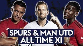 Spurs vs Man Utd Combined XI | Mark Goldbridge & ExpressionsOozing