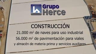Grupo Herce - Naves para uso industrial