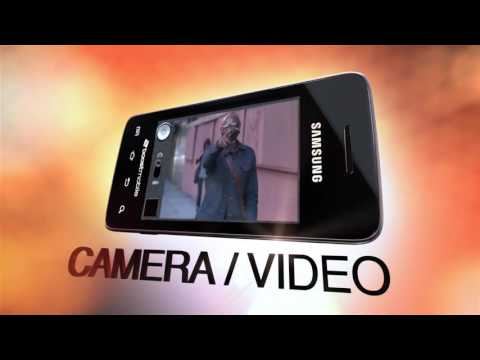 SAMSUNG GALAXY PREVAIL   Boost Mobile