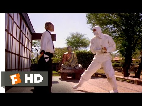 Enter the Ninja (1981) - Cole Conquers All Scene (2/13) | Movieclips