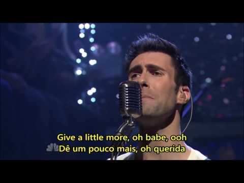 Maroon 5 - Give a little more (Legendado eng/pt-br)
