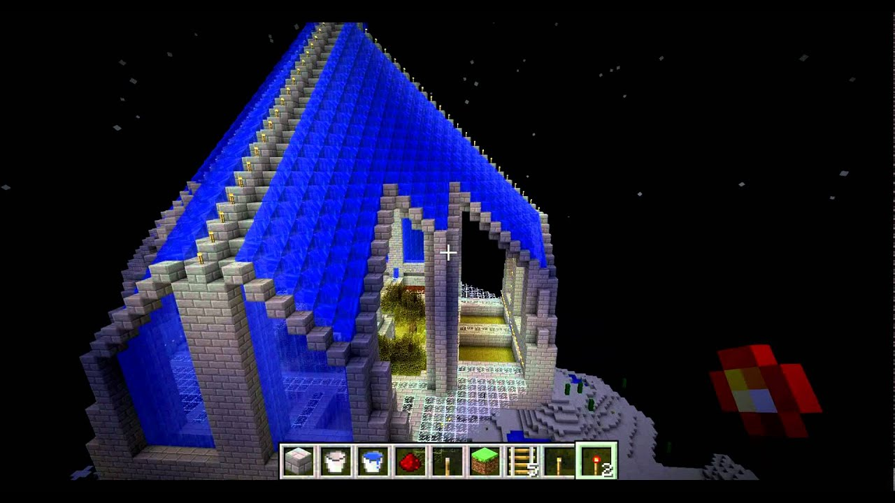 Minecraft preliminary look at my arcology youtube minecraft preliminary look at my arcology voltagebd Images