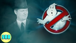 Ghosts React to the GHOSTBUSTERS Trailer