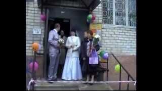Свадьба Ирины и Бориса Смоленск-2014. День города