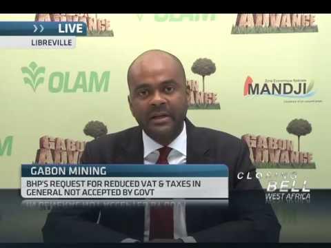 Gabon's Mining Industry