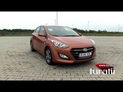 Hyundai i30 1.6l GDi 7DCT explicit video 1 of 2