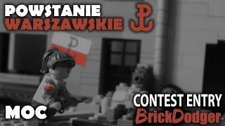 WARSAW UPRISING moc | Entry to BrickDodger