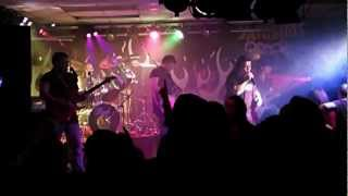 IRON MAIDEN - RUN TO THE HILLS - LIVE TRIBUTE BY ROCK$TAR 80S ROCK TRIBUTE BAND