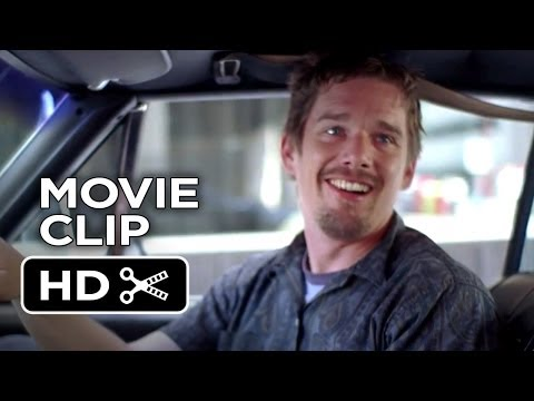 Boyhood Movie CLIP - Talk To Me (2014) - Ethan Hawke Movie HD