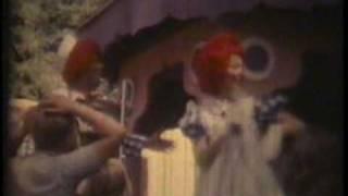 Raggedy Ann and Raggedy Andy Santas Village 1965