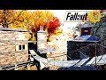 BUILDING AN EPIC CANYON BASE IN FALLOUT 76: Base Building Locations - Fallout 76  Gameplay