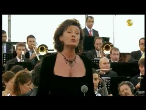 WAGNER - Isolde's Liebestod (Waltraud Meier - Daniel Barenboim + West-Eatern Divan)