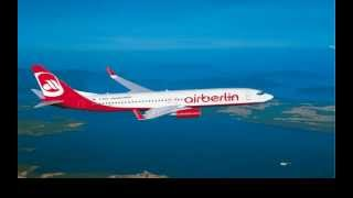 lustige Air Berlin Ansage (Verarsche) ;-)