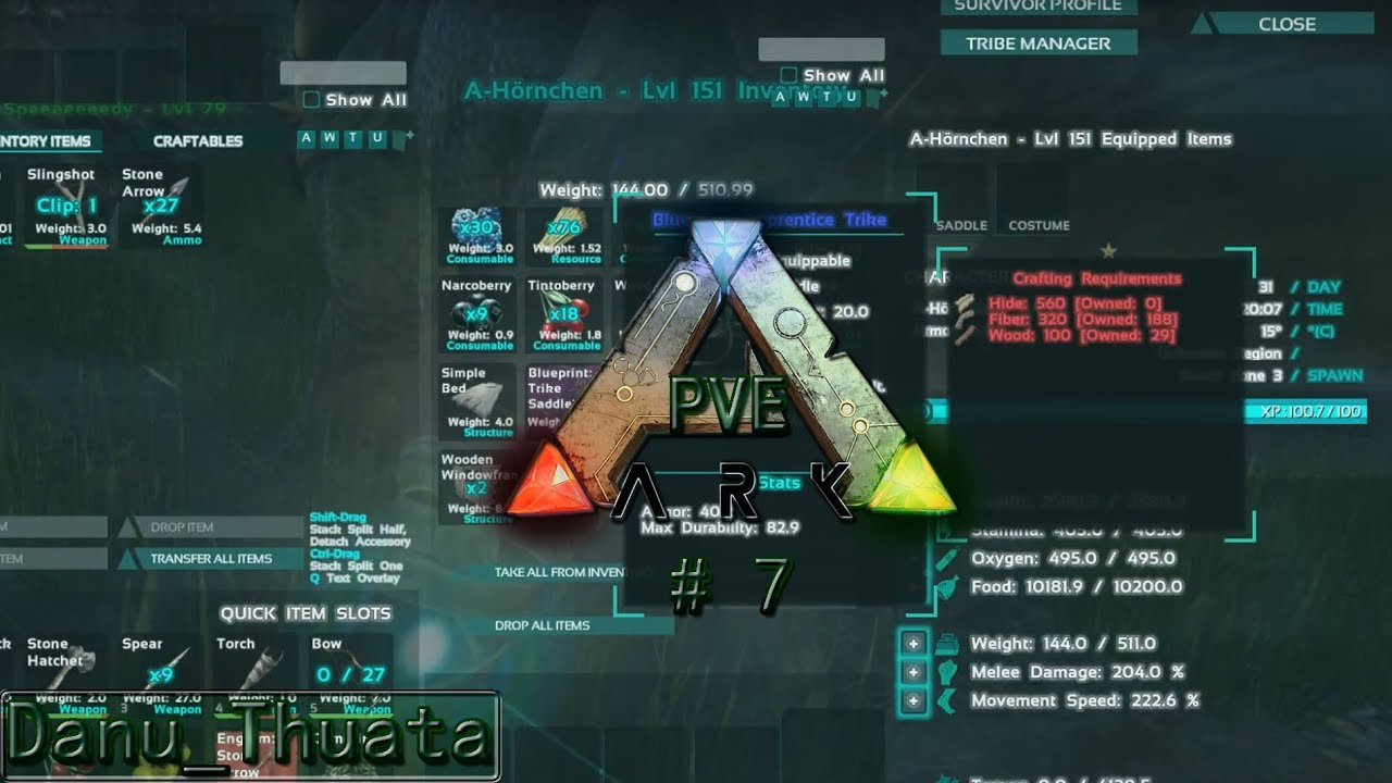 Ark survival evolved pve 07 oh ein blauer blueprint youtube ark survival evolved pve 07 oh ein blauer blueprint malvernweather Image collections