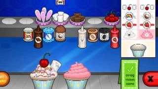 Papa's Cupcakeria - Holiday Season for Easter