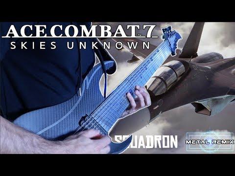 ace-combat-7---sol-squadron-|-metal-remix