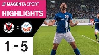FC Viktoria Köln - Hansa Rostock | Spieltag 20, 19/20 | MAGENTA SPORT