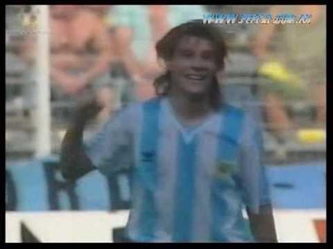 Se cumplen 25 años de uno de los goles más gritados por los argentinos