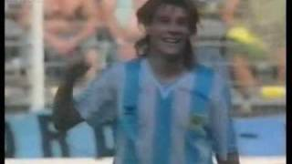 Italia 1990 - Caniggia gol a Brasil relatado por Victor Hugo Morales thumbnail