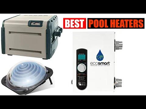Best Pool Heater 2021 – Latest Reviews of Top 10 Best Pool Heaters