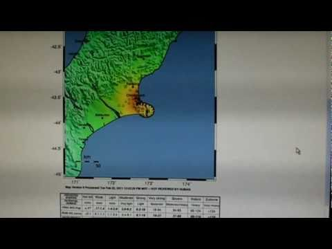 HAARP CHART FOR NEW ZEALAND QUAKE ~ EVIDENCE OF MAN MADE DISASTER FEB 21.2011