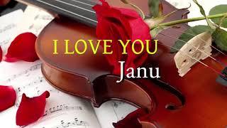 love you janu ✔ beautiful song 💞WhatsApp video status 💞 Whatsapp love status || by Love status.mp4.mp3