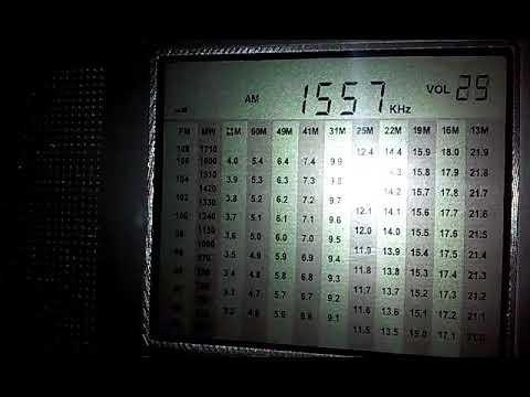 1557 kHz IRIB Radio Iran