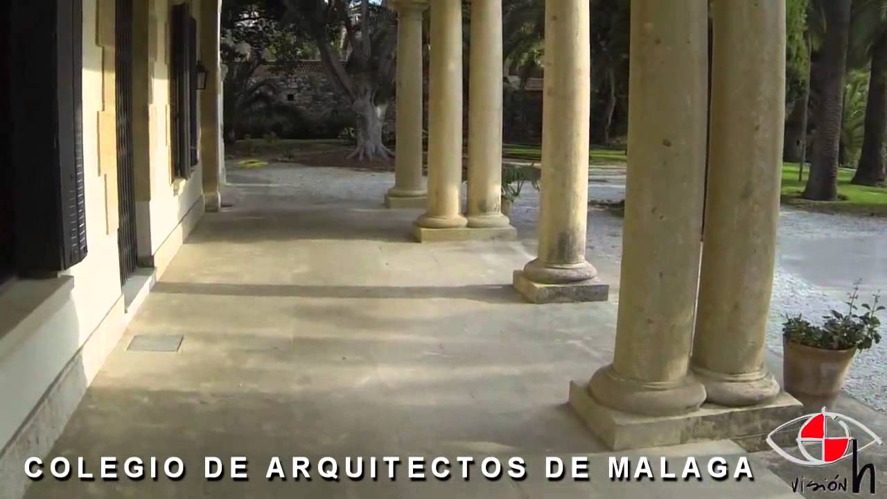 Sede colegio oficial de arquitectos de m laga youtube - Arquitectos interioristas malaga ...