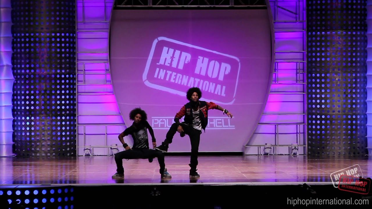 LES TWINS - France | Performance @ HHI's 2012 World Hip Hop Dance Championship