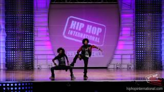 LES TWINS - France | Performance @ HHI's 2012 World Hip Hop Dance Championship thumbnail