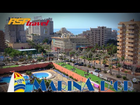 Marina Dor, Valencia, Spain travel guide 4K bluemaxbg.com