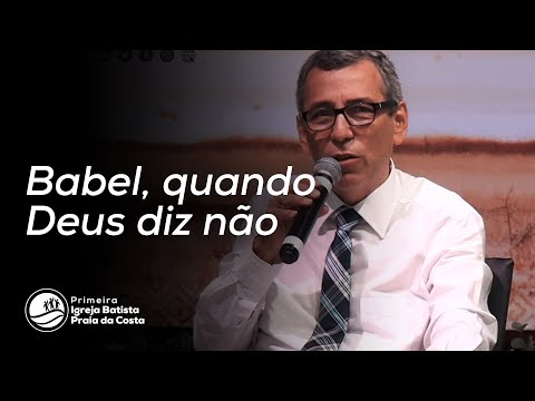 babel,-quando-deus-diz-não---culto-manã---19/04/2020