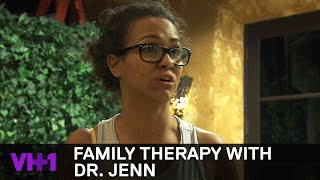 Sister Patterson Attacks Briana DeJesus' Motherhood | Family Therapy With Dr. Jenn