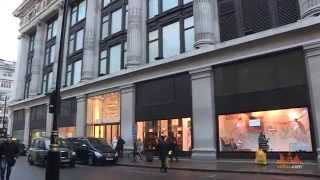 Explore Selfridges Attraction In London: Video Travel Guide