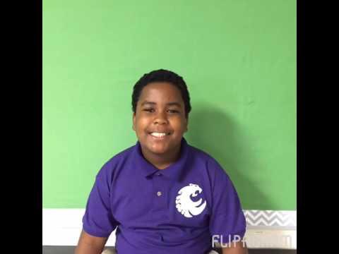 Aspire Coleman 2015-2016 3rd Grade Slippery Rock University