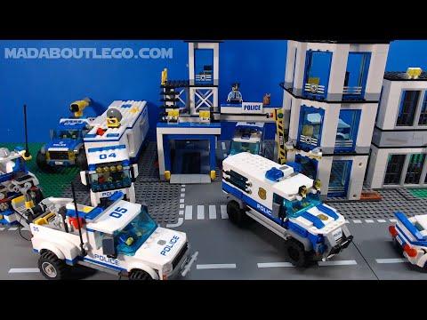 LEGO City Police Full Movie. 2019.