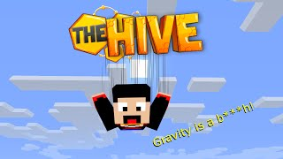 Falling To Death! | Minecraft Gravity #1 w/Hobrick