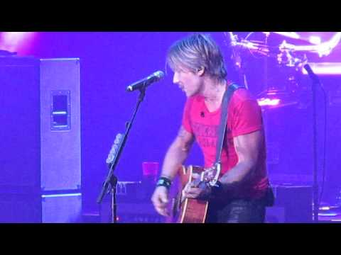 Keith Urban - Only You Can Love Me This Way - Calgary - July 12, 2014