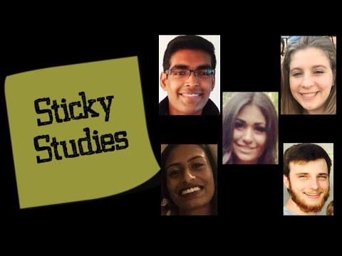 IMC200 Project - Sticky Study