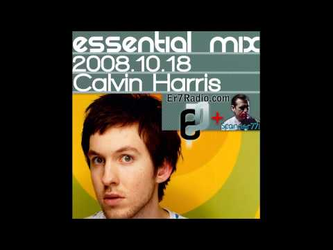 Calvin Harris - Full HQ Essential Mix - 10/18/2008 - BBC Radio 1