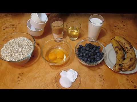 Пирог из овсяных хлопьев с медом : Выпечка сладкая