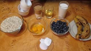 Овсяная запеканка, полезный завтрак  рецепт№4