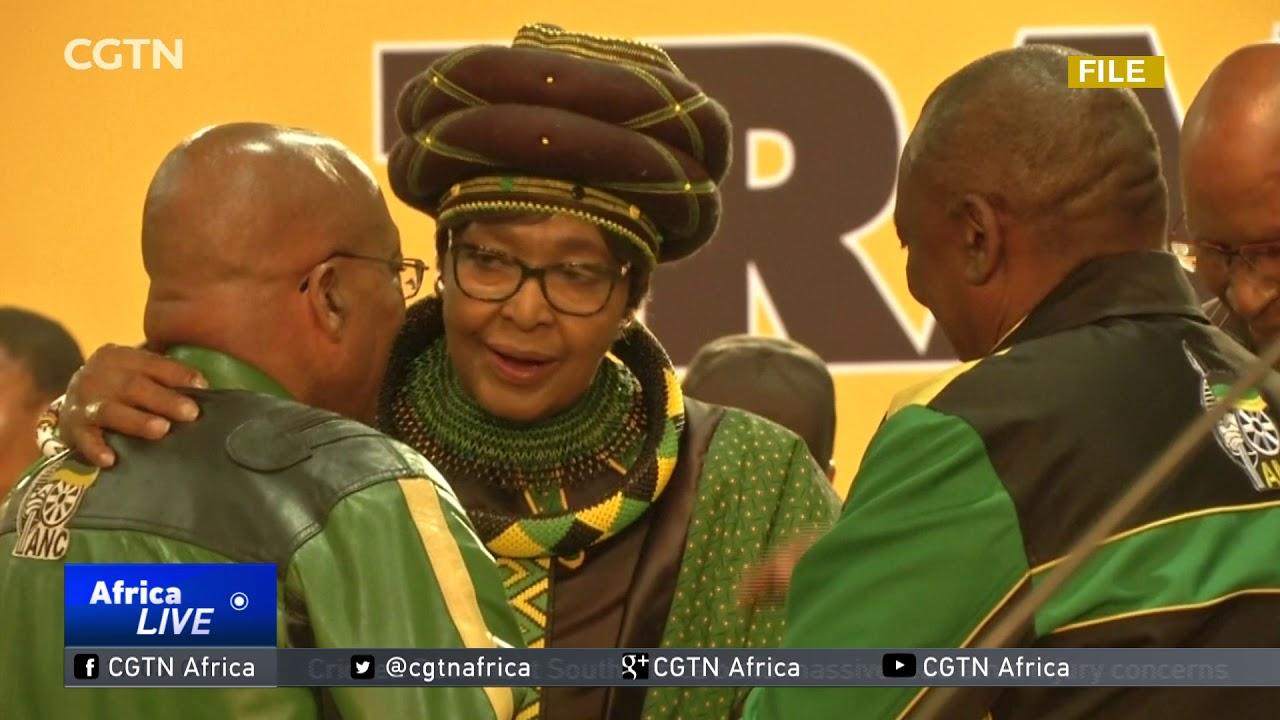 Winnie Mandela passes away aged 81