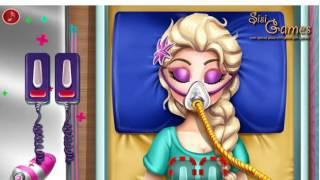 Ельза в Больнице