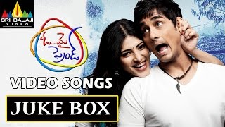 Oh My Friend Songs Jukebox | Video Songs Back to Back | Siddharth, Hansika, Shruti Haasan